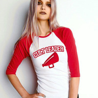 Cult Leader baseball tee