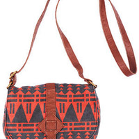 dELiAs &gt; Tribal Print Crossbody &gt; accessories &gt; bags