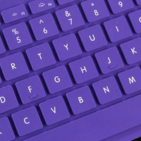Purple AppleMac air/Pro 13.3/15.4 Retina Keyboard Protective Film[650]