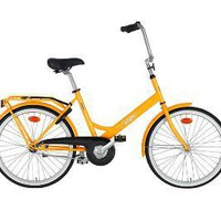Jopo bicycle, yellow