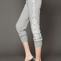 Side Printed Legging at Free People Clothing Boutique