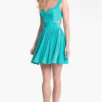 Keepsake the Label Side Cutout Fit &amp; Flare Dress | Nordstrom