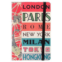 London ... Paris ... Rome ... Travel Journal