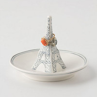 Eiffel Tower Ring Dish
