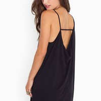 Domi Asymmetric Dress in Clothes at Nasty Gal