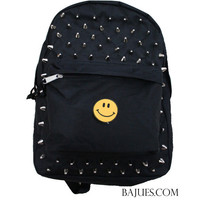 MADE TO ORDER- Spiked Studded Bookbag