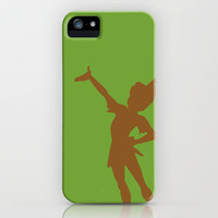 Peter Pan iPhone Case by JessicaSzymanski | Society6