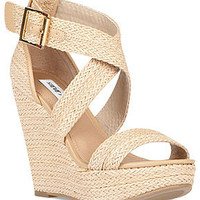 Steve Madden Shoes, Haywire Platform Wedge Sandals - Espadrilles & Wedges - Shoes - Macy's
