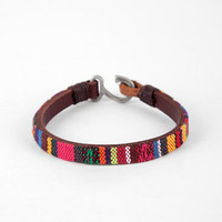 Indie Bracelet in Multi :: tobi