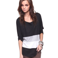 Colorblock Knit Tunic | FOREVER21 - 2078966459