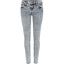 River Island Acid wash Amelie superskinny jeans