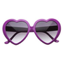Amazon.com: Large Oversized Womens Heart Shaped Sunglasses Cute Love Fashion Eyewear: Shoes