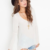 Spellbound Top in Clothes at Nasty Gal