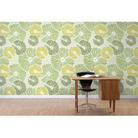 Element Interiors Pond Life Wallpaper - Wall Paper - Modenus Catalog