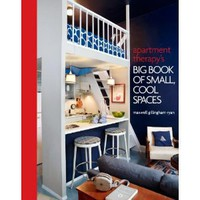 Apartment Therapy&#x27;s Big Book of Small, Cool Spaces [Hardcover]