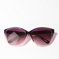 Urban Outfitters - Betsey Johnson Fade Out Crystal Sunglasses