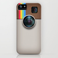 INSTAGRAM iPhone Case by Galgalosh | Society6