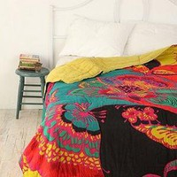 Bohemian Floral Quilt
