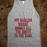 My Harlem Shake brings all the idiots to the yard - Awesome fun #$!!*&