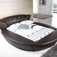 Cabana Modern Bed Mocha (King)