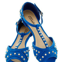 Tell Me About It, Studded Flats | Mod Retro Vintage Flats | ModCloth.com
