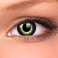 Gothic Contact Lenses | Eclipse Crazy Contact Lenses (Pair)