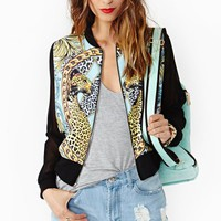 Break The Chains Bomber Jacket
