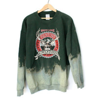 Hunting Adventures Sweatshirt by MFjewels on Etsy