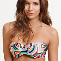 Volcom Rainbow Underwire Bandeau Top at PacSun.com