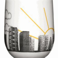 Two-Pack City Thermo Mugs