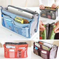Lady Women Insert Handbag Organiser bag /purse