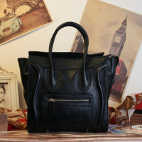 Leather Tote BagIpad Bag  Shoulder Bag  Leather Satchel by NewBag