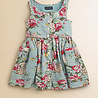 Ralph Lauren - Toddler's & Little Girl's Floral Sundress - Saks Fifth Avenue Mobile