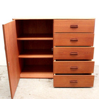 At Home Modern: Danish Teak Chest, at 22% off!