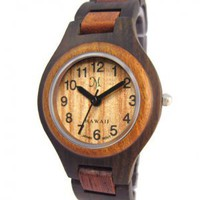 Martin & MacArthur Wooden Watch