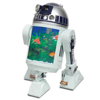 The R2-D2 Aquarium - Hammacher Schlemmer