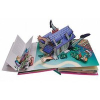 Alice's Adventures in Wonderland: A Pop-up Adaptation [Hardcover]