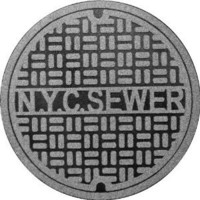 Fred Feet First Manhole Mat NY