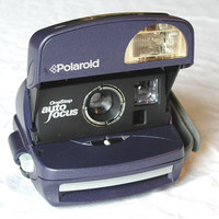 Polaroid One Step Auto Focus Vintage Instant by SunsetSideVintage