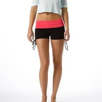 Aerie Slim Gym Yoga Shortie | Aerie for American Eagle
