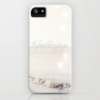 My heart belongs to you iPhone Case by secretgardenphotography [Nicola]