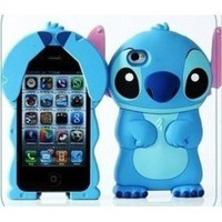 Amazon.com: 3D Stitch Hard Case for iPhone 4/4s + 1 Screen Protector Film: Everything Else