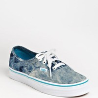 Vans 'Authentic' Acid Wash Denim Sneaker | Nordstrom