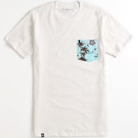 Lira Oahu Pocket Tee at PacSun.com