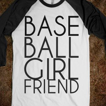 baseball girlfriend - shirts