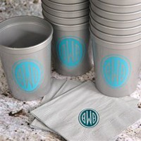 Personalized Stadium Cups