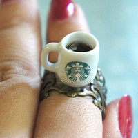 starbucks ring