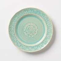Old Havana Side Plate by Anthropologie