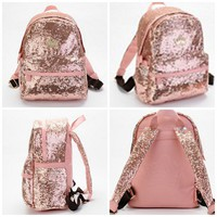 Fashion Shiny Unique Backpack Bag