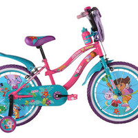BSA Dora the Explorer 20 Bicycle | Kids Cycle Price | Buy Children Bicycles | Kids Bikes Online Price Comparison